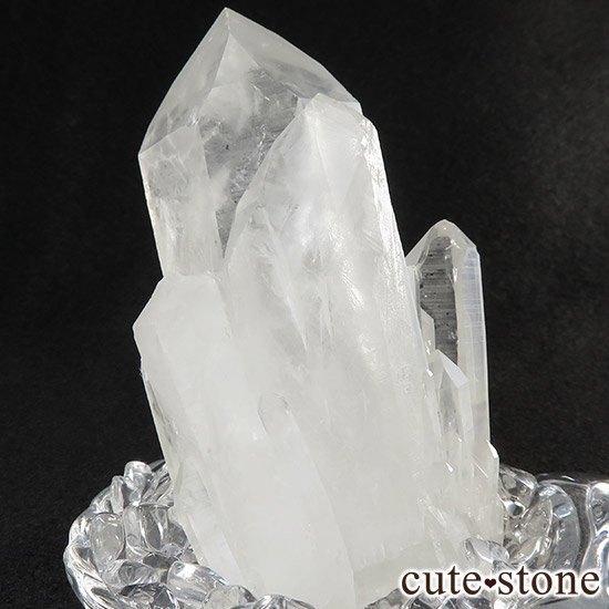 水晶のクラスター(中国 四川省 金口河区 産)の写真2 cute stone
