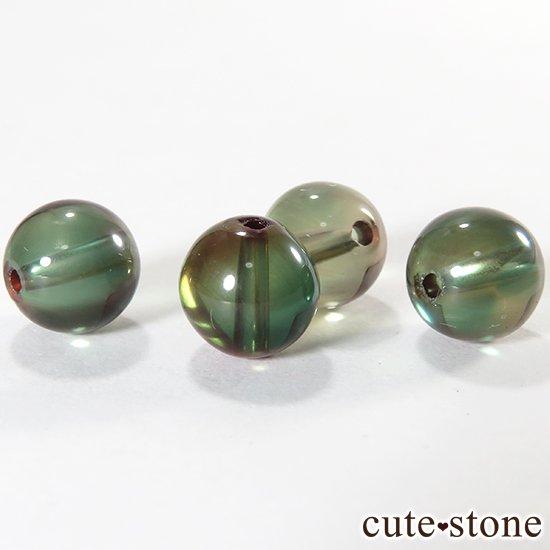 【粒売り】アンデシン AAAA++ 7mm グリーンの写真0 cute stone