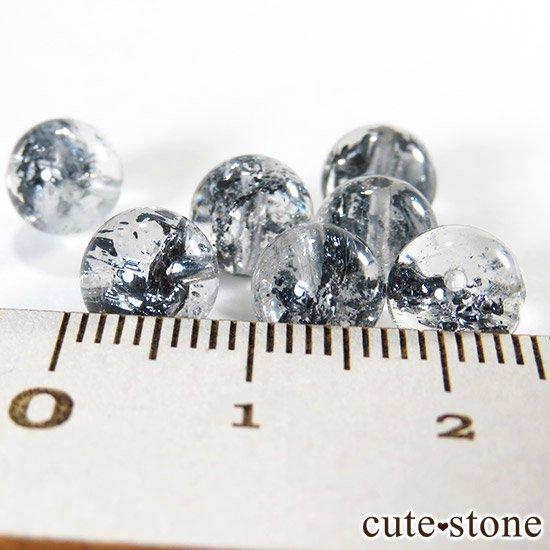 【粒売り】スティブナイトインクォーツ AAAA++ 7.5mmの写真2 cute stone
