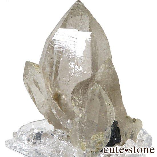 ガネーシュヒマール水晶のクラスター(原石)の写真2 cute stone