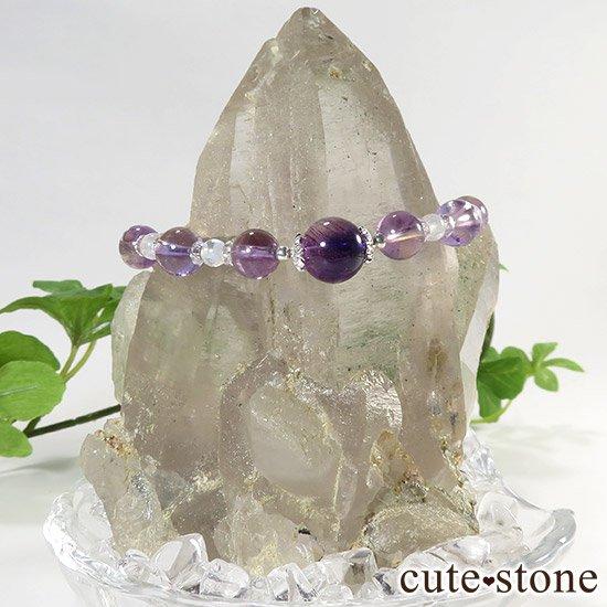ガネーシュヒマール水晶のクラスター(原石)の写真6 cute stone