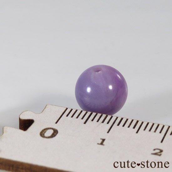 【粒売り】 ラベンダーピンクスギライト AAA 10mmの写真4 cute stone