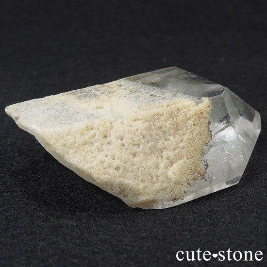 ブラジル産 ガーデンクォーツのポイント 92gの写真1 cute stone