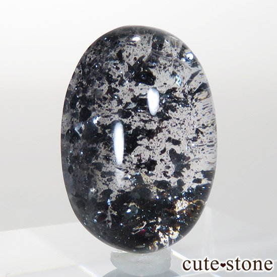 【希少】ヘマタイトインクォーツのルース 3.1gの写真0 cute stone