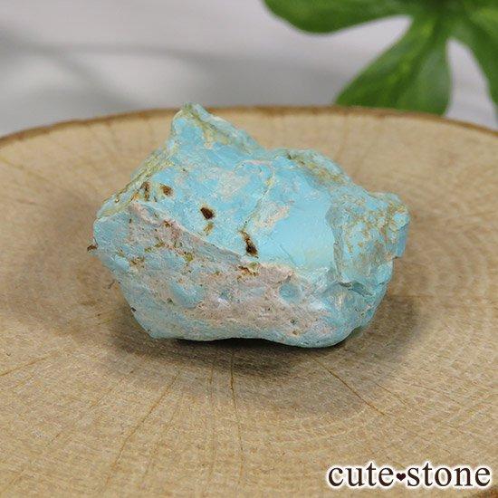 イラン産天然ターコイズの原石 8.9gの写真0 cute stone