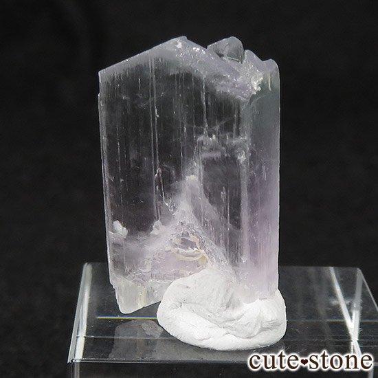 クンツァイト&ヒデナイト(スポジュメン・リチア輝石)の原石の写真0 cute stone