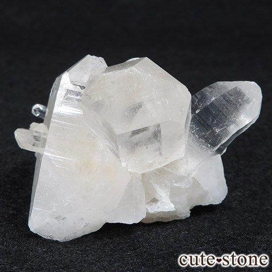 マニカラン産水晶のクラスター(ヒマラヤ水晶) 40gの写真0 cute stone