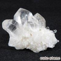 マニカラン産水晶のクラスター(ヒマラヤ水晶) 40gの画像
