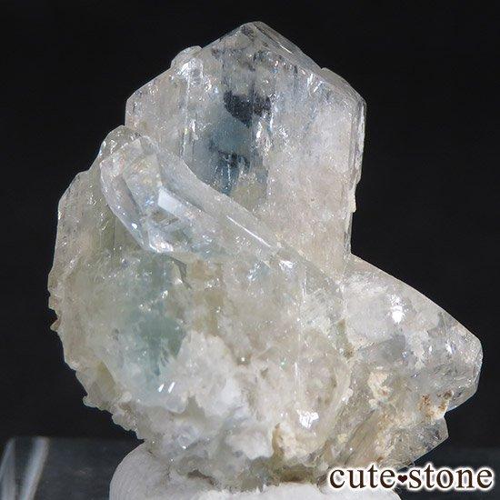 ブラジル産 ユークレースの結晶(原石・クラスター) 27.3ct