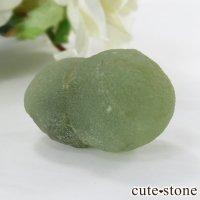 マリ産 プレナイトの原石(鉱物標本)22gの画像