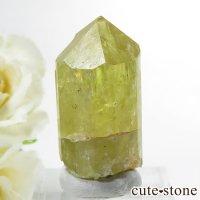 メキシコ産 フルオロアパタイトの結晶(原石)19gの画像
