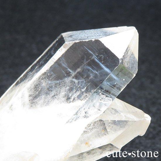 ブルーラダー(ブルーフェザーインクォーツ)のクラスター 122gの写真4 cute stone