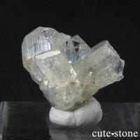 ブラジル産 ユークレースの結晶(原石・クラスター) 15ctの画像