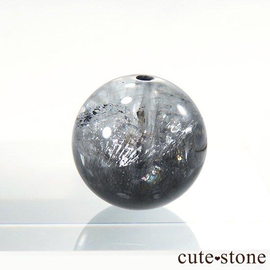 【粒売り】 虹入りアンカンガイトインクォーツ AAA++10mmの写真1 cute stone