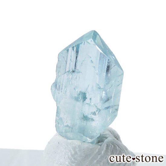 コロンビア産 ユークレースの結晶(原石) 1.7ctの写真2 cute stone
