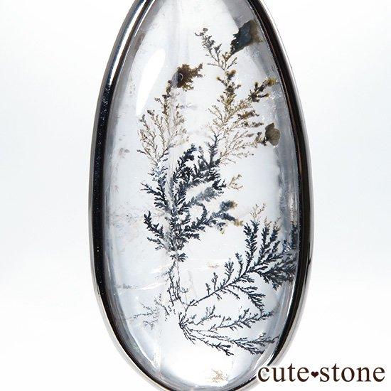 デンドリティッククォーツ(模樹石)のペンダントトップの写真1 cute stone