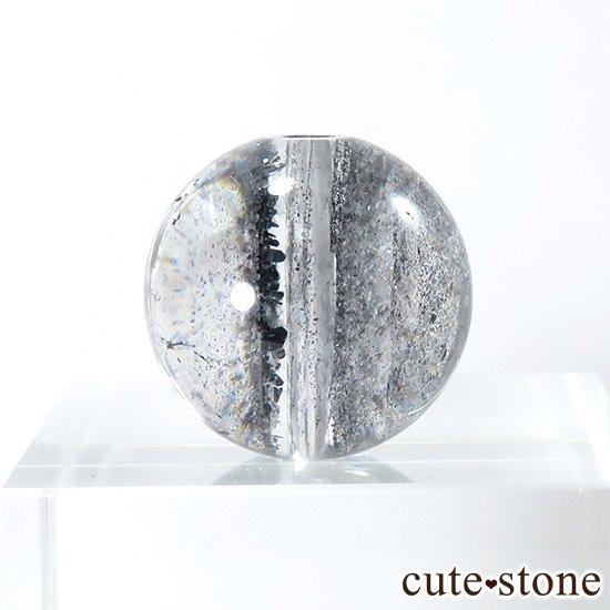 【粒売り】 ヘマタイトインクォーツ AAAA++ ラウンド 15mmの写真0 cute stone