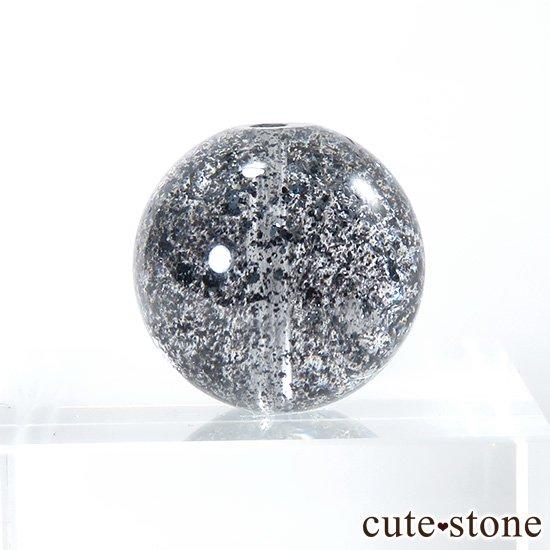 【粒売り】 ヘマタイトインクォーツ AAAA++ ラウンド 15mmの写真1 cute stone