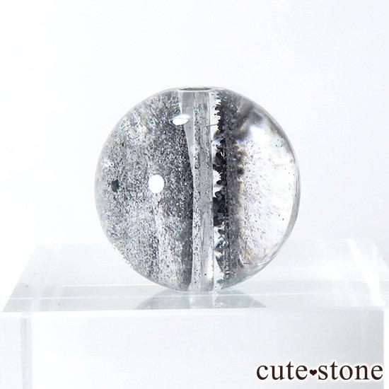 【粒売り】 ヘマタイトインクォーツ AAAA++ ラウンド 15mmの写真2 cute stone