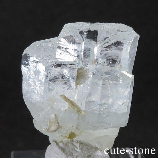 パキスタン産アクアマリン 結晶(原石)15.2gの写真1 cute stone