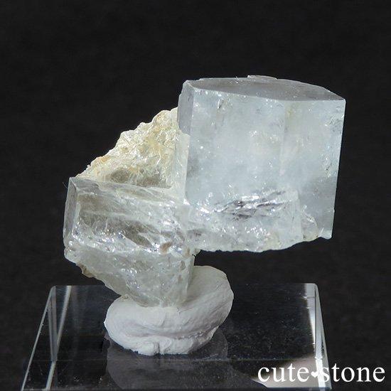 パキスタン産アクアマリン 結晶(原石)15gの写真0 cute stone