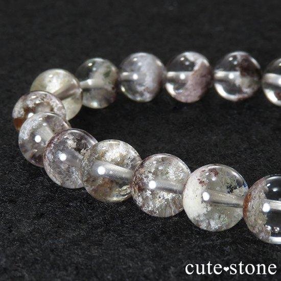 【1/2売り対象】 ガーデンクォーツ AAA++ 8mm ブレスレットの写真1 cute stone