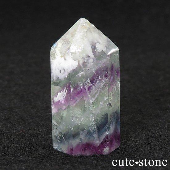 フェザーインフローライト(エンジェルフェザー)のポリッシュポイント 18.9gの写真1 cute stone