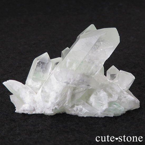 グリーンファントムクォーツ(ゴーストクォーツ)の原石 49gの写真0 cute stone
