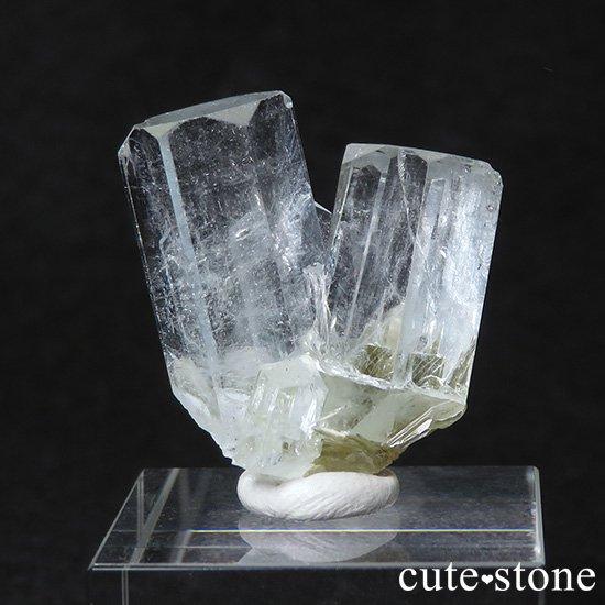 パキスタン産アクアマリンの結晶(原石)12.1g