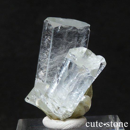 パキスタン産アクアマリンの結晶(原石)12.1gの写真1 cute stone