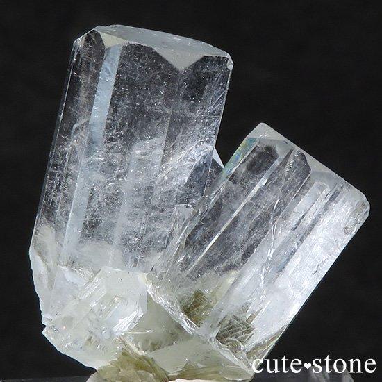 パキスタン産アクアマリンの結晶(原石)12.1gの写真2 cute stone