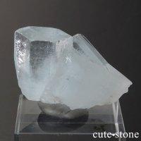 パキスタン産 アクアマリンの結晶(原石)19.5gの画像