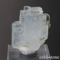 パキスタン産 アクアマリンの結晶(原石)16.7gの画像