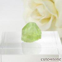 パキスタン産 ペリドットの結晶(原石)5.4ctの画像