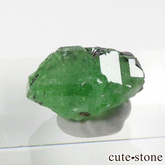 タンザニア産 ツァボライトの結晶(原石) 7.1ctの写真0 cute stone