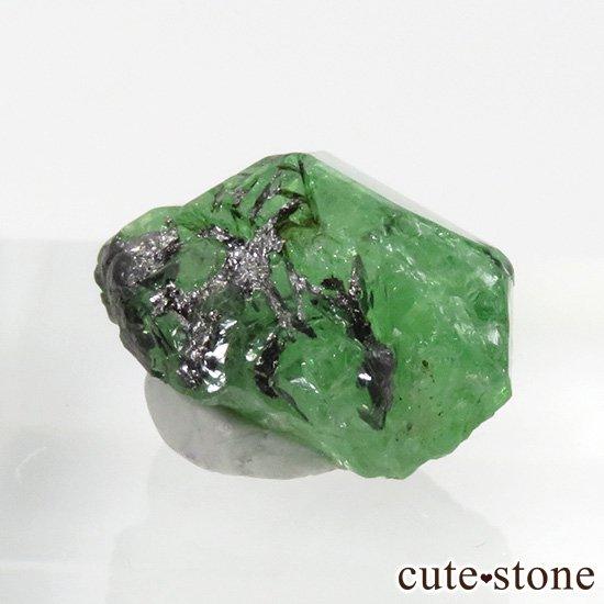 タンザニア産 ツァボライトの結晶(原石) 7.1ctの写真3 cute stone