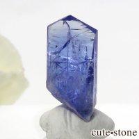メレラニ産 タンザナイト(ブルーゾイサイト)の単結晶(原石)5.2ctの画像