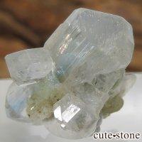 ブラジル産 ユークレースの結晶(原石・クラスター) 12.9ctの画像