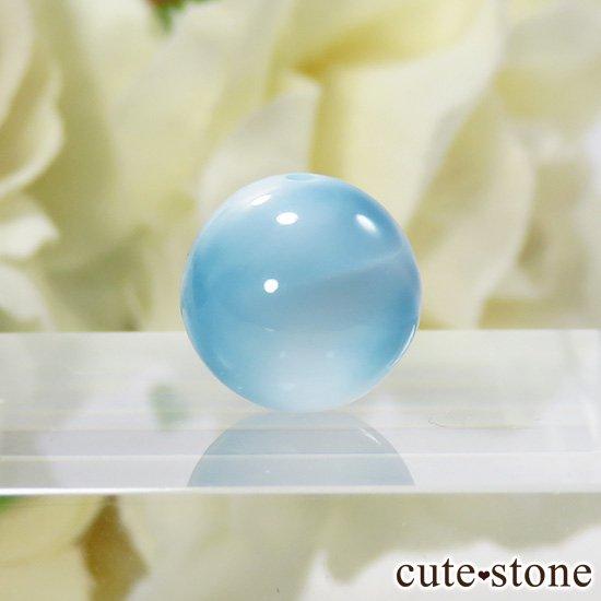 【粒売り】 ラリマー AAAA+ 10mmの写真0 cute stone
