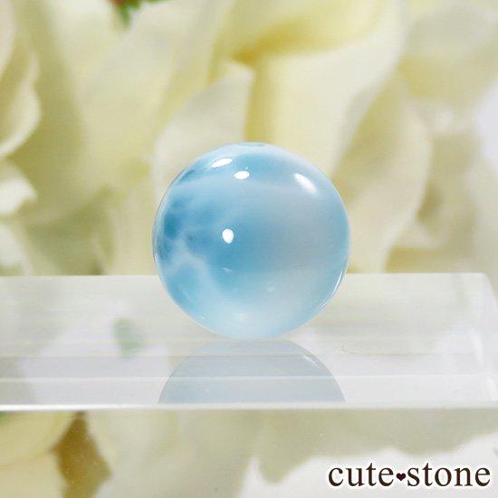【粒売り】 ラリマー AAAA+ 10mmの写真1 cute stone