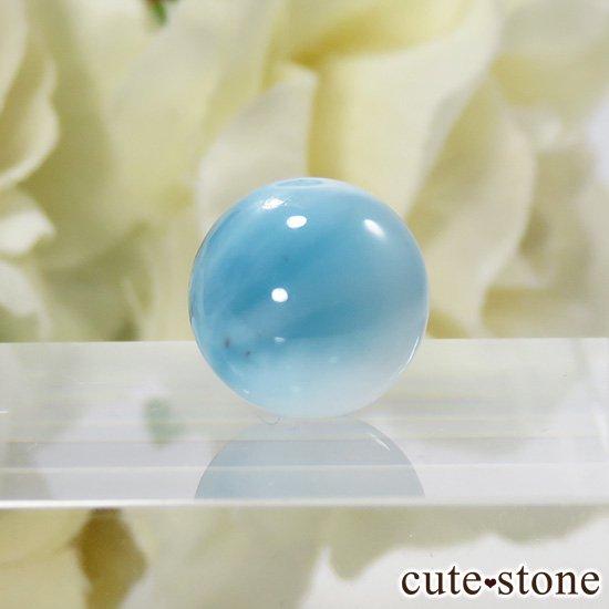【粒売り】 ラリマー AAA++ 10.2mmの写真1 cute stone
