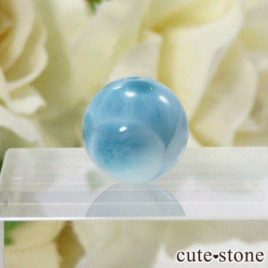 【粒売り】 ラリマー AAA++ 10.1mmの写真0 cute stone