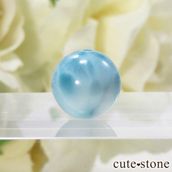【粒売り】 ラリマー AAA++ 10.1mmの写真1 cute stone