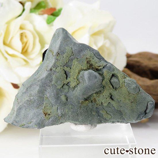カリフォルニア産 ネプチュナイトの母岩付き結晶(原石) 14gの写真0 cute stone
