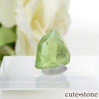 パキスタン産 ペリドットの結晶(原石)4.5ctの画像