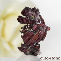 ブラジル ディアマンティナ産のルチルの結晶 1.9ctの画像