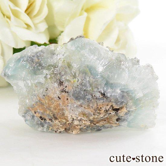 メキシコ産 ヘミモルファイトの原石 35gの写真0 cute stone