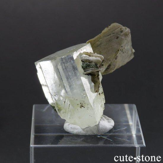 パキスタン産 アクアマリンの原石 9g