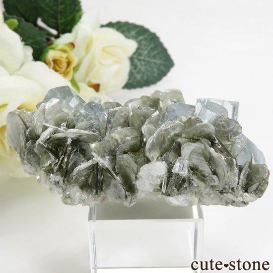 パキスタン産 アクアマリンの原石 72gの写真0 cute stone