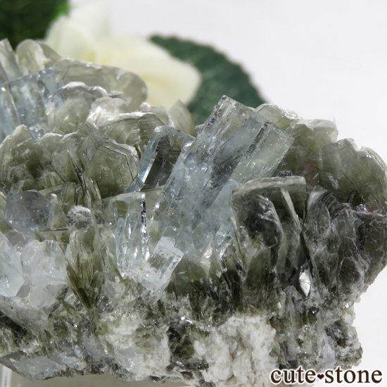 パキスタン産 アクアマリンの原石 72gの写真3 cute stone